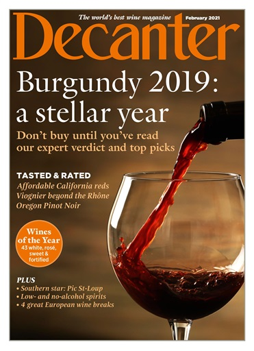 Decanter Feb. 2021