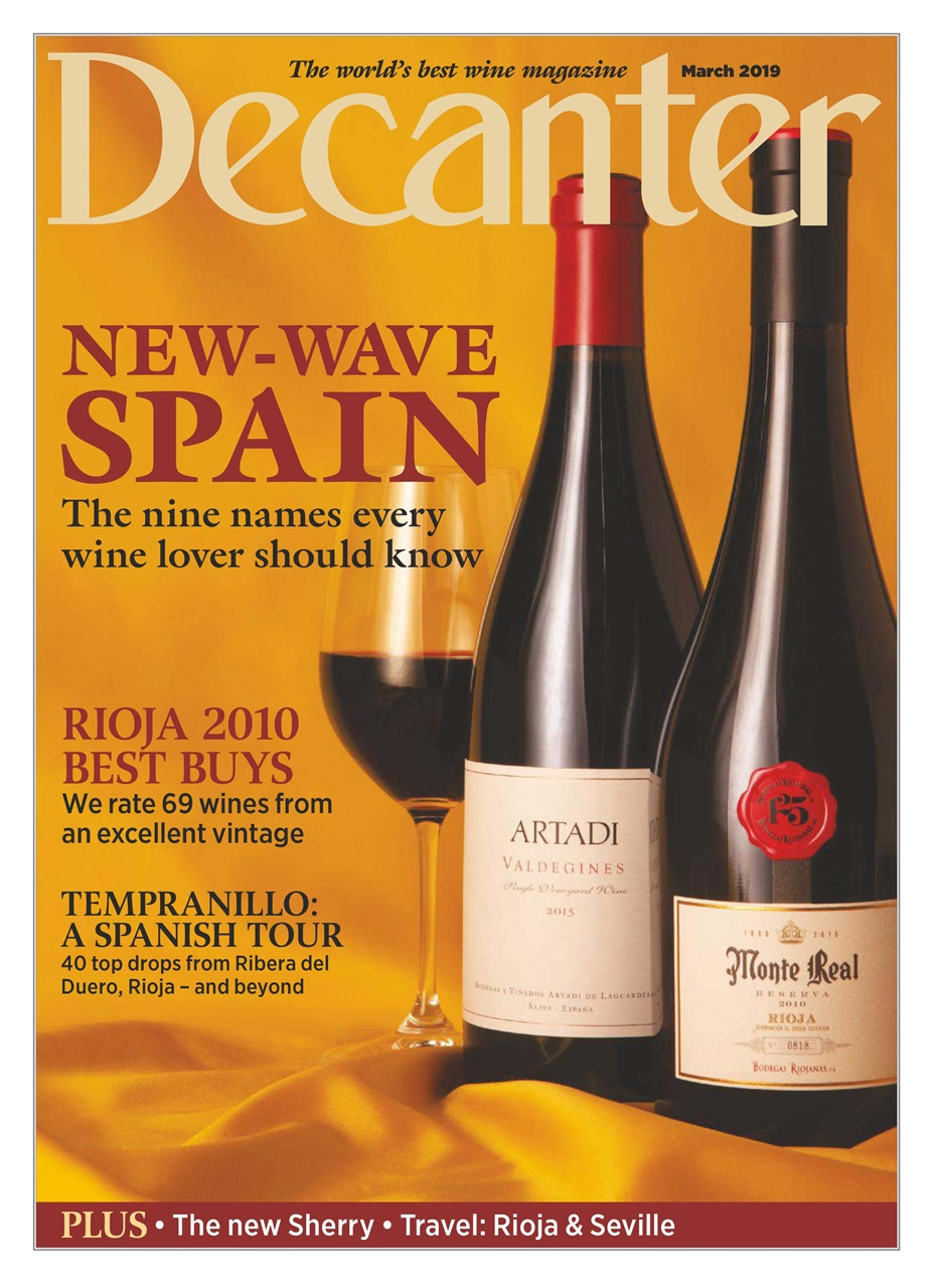 Decanter March 2019