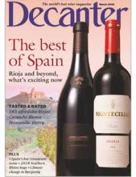 Decanter March 2020