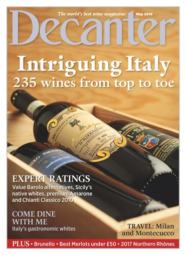 Decanter May 2019