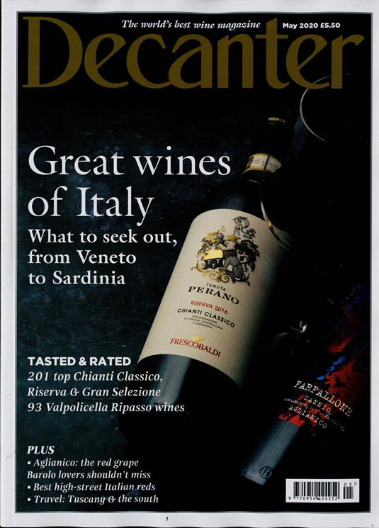 Decanter May 2020